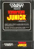 Donkey Kong Junior ColecoVision Media