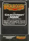 Buck Rogers: Planet of Zoom ColecoVision Media