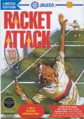 Racket Attack NES Front Cover