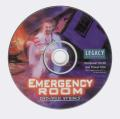 Emergency Room (Collector's Edition) Macintosh Media ER: Disaster Strikes Disc