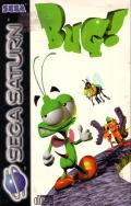 Bug! SEGA Saturn Front Cover