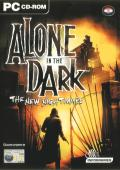 Alone in the Dark: The New Nightmare Windows Front Cover Croatian