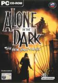 Alone in the Dark: The New Nightmare Windows Front Cover Slovenian
