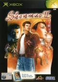 Shenmue II Xbox Front Cover