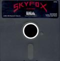 Skyfox Commodore 64 Media