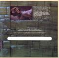 Zombies Commodore 64 Inside Cover Right Flap with sleeve