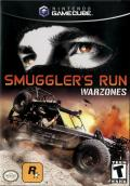 Smuggler's Run 2: Hostile Territory GameCube Front Cover