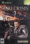 Dino Crisis 3 Xbox Front Cover