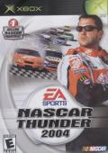NASCAR Thunder 2004 Xbox Front Cover