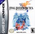 Final Fantasy Tactics Advance Game Boy Advance Front Cover