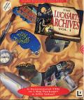 The LucasArts Archives Vol. I DOS Front Cover