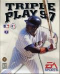 Triple Play 97 DOS Front Cover
