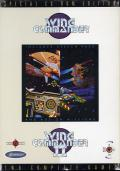 Wing Commander / Wing Commander II (Special CD-ROM Edition) DOS Front Cover