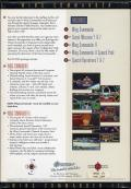 Wing Commander / Wing Commander II (Special CD-ROM Edition) DOS Back Cover