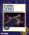 Subwar 2050 (CD-ROM) DOS Front Cover