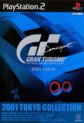 Gran Turismo Concept: 2001 Tokyo PlayStation 2 Front Cover