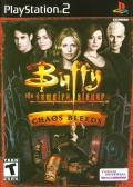 Buffy the Vampire Slayer: Chaos Bleeds PlayStation 2 Front Cover