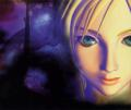 Parasite Eve PlayStation Inside Cover Right Inlay