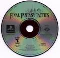 Final Fantasy Tactics PlayStation Media