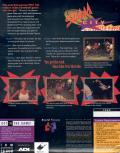 Slam City with Scottie Pippen DOS Back Cover