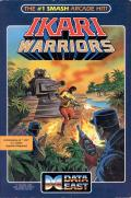 Ikari Warriors Commodore 64 Front Cover