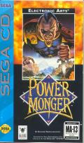 PowerMonger SEGA CD Front Cover