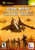 Star Wars: The Clone Wars Xbox Front Cover