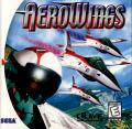 AeroWings Dreamcast Front Cover