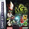 Dr. Muto Game Boy Advance Front Cover