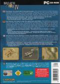 Breath of Fire IV Windows Back Cover