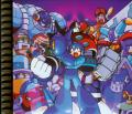 Mega Man 8: Anniversary Edition PlayStation Inside Cover