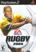 Rugby 2004 PlayStation 2 Front Cover