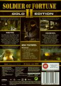Soldier of Fortune II: Double Helix (Gold Edition) Windows Back Cover