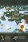 Warcraft III: The Frozen Throne Macintosh Inside Cover Reverse Right Flap