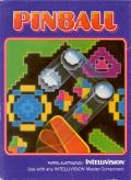 Pinball Intellivision Front Cover