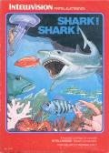 Shark! Shark! Intellivision Front Cover