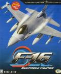 F-16 Multirole Fighter Windows Front Cover