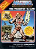 Masters of the Universe: The Power of He-Man Intellivision Front Cover