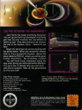 Solar Winds: Galaxy DOS Back Cover