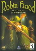 Robin Hood: The Legend of Sherwood Windows Front Cover