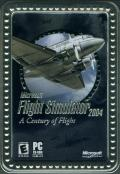 Microsoft Flight Simulator 2004: A Century of Flight Windows Front Cover