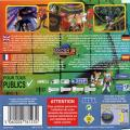 Sonic Adventure 2 Dreamcast Back Cover
