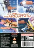 SSX 3 GameCube Back Cover
