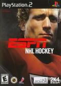 ESPN NHL Hockey PlayStation 2 Front Cover