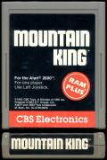 Mountain King Atari 2600 Media