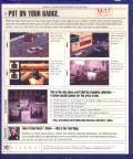 Daryl F. Gates' Police Quest Collection: The 4 Most Wanted DOS Back Cover