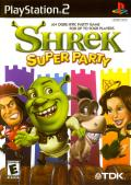 Shrek Super Party PlayStation 2 Front Cover