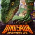 Dinosaur Adventure 3-D Macintosh Front Cover