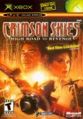 Crimson Skies: High Road to Revenge Xbox Front Cover