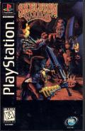 Skeleton Warriors PlayStation Front Cover